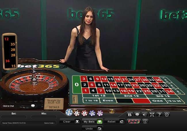 About Live Blackjack
